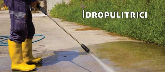 Idropulitrici professionali online